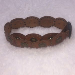 Fossil Accessories - Fossil concho belt